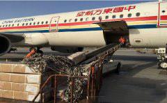上海到威海空运_海鲜物流