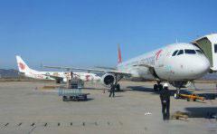 上海到牡丹江空运_飞机托